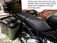 Negro Personalizado Para Bmw R 1200 Gs Delantero Y Trasero 04-12 estándar Bicicleta cubiertas de asiento
