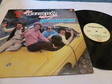 THE HOUGHTON WEAVERS - UP YOUR WAY , EMI 1980 , EXCELLENT /  NEAR MINT ,LP