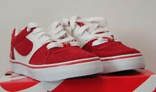 """ORIGINAL chaussure enfant skate """" és Square One Youth """"  T : 35 rouge NEUF"""