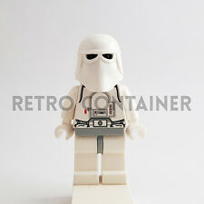 LEGO Minifigures - 1x sw101 / sw115 - Snowtrooper - Star Wars Omino Minifig
