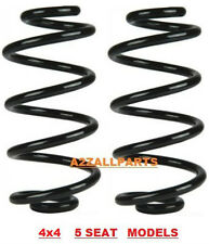 Pour nissan qashqai 2.0 07 08 09 10 11 12 arrière coil spring 4WD 5 places 4x4