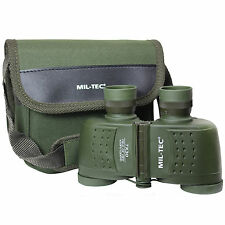 Military 7x30 BINOCULARS and Carry Case - Olive Green Army M730 Waterproof