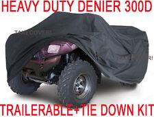 Honda Rancher, Foreman, FourTrax, Recon ATV Cover Trailerable + TIE DOWN KIT L1