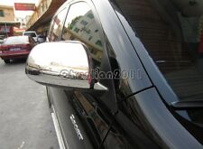 Chrome Side Mirror Cover for 2008-2012 TOYOTA Highlander Side Mirror 2 piece