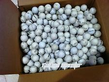 300 D Grade Used Range Ball Hit Away Golf Balls Practice Shag Bag