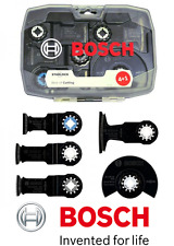 BOSCH 2608664131 MULTI TOOL BLADE SET 5 PIECE WOOD METAL FOR GOP PMF STARLOCK