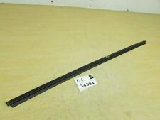 2014 2015 Mitsubishi Mirage right passenger front door window glass trim molding