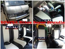 Toyota HiAce Grandia High quality Factory Fit Customized Leather CAR SEAT COVER