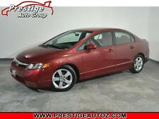 Honda: Civic 4dr Auto LX-