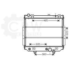 Radiatore Acqua Raffreddamento del motore Jeep Grand Cherokee II WJ WG