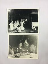 LOT OF 2 RARE MARY PICKFORD A LITTLE PRINCESS 1917 8x10 PHOTOS PICTURES