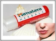 100% Herbal Active Himalaya Strawberry Seed oil Shine Lip Balm soft moisturized