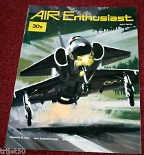 Air Enthusiast 1972 July NF-5,Vultee,Ki-44,B-1,Lysander