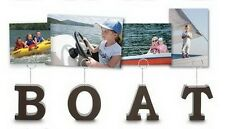 Prinz Boat Picture Photo Frame Clip Photoclip Set - Retails for 19.95 - New