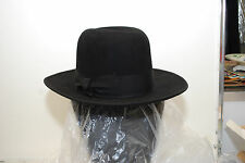 Barbisio Hungary Fedora  Super Perla  Hat size US 6 7/8 -Small -55cm -21 1/2""