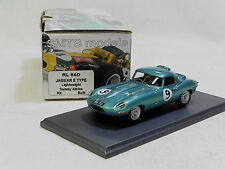 1/43 RL84D JAGUAR E TYPE LIGHTWEIGHT TOMMY ATKINS BY SMTS