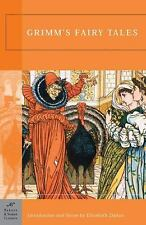 Barnes and Noble Classics: Grimm's Fairy Tales by Wilhelm K. Grimm and Jacob...