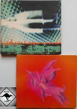 THE AMPS  Tipp City CD  +  Facing the Wrong Way  Compilation CD 1995 Kim Deal