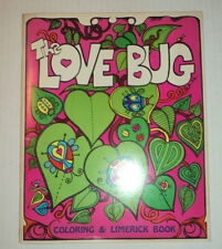 THE LOVE BUG: COLORING & LIMERICK BOOK by MAL WHYTE illus. DONNA SLOAN Troubador
