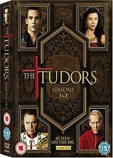 THE TUDORS - Complete Season 1 And 2 - (DVD-2008, 6-Disc Box Set) Region 2*****
