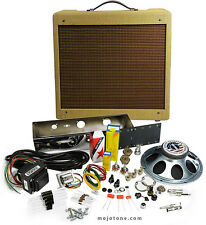 Mojotone Tweed Princeton Amp Kit Tube Vintage Amplifier Combo
