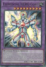 YU-GI-OH CARD: ELEMENTAL HERO CORE - SUPER RARE - SHVI-ENSE2