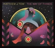 MATTHEW J TOW - THE WAY OF THINGS  CD  9 TRACKS INDEPENDENT ROCK  NEU