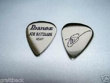 Mediator IBANEZ Guitare JOE SATRIANI Pick CHROME old stock TOUR 2004 NEW NEUF