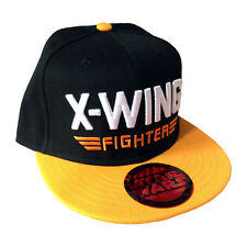 STAR WARS FORCE AWAKENS X WING FIGHTER OFFICIAL SNAPBACK ADJUSTABLE CAP HAT