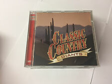 George Jones, Jerry Reed, etc: Classic Country: Giants - 2-CD (2002)