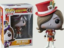 Borderlands - Mad Moxxi (Red Hat) POP Vinyl Figure (43)