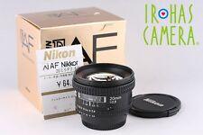 Nikon AF Nikkor 20mm F/2.8 Lens With Box #7371F2