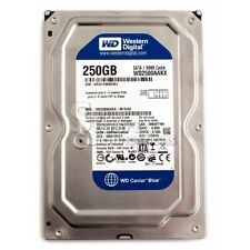 "250 GB SATA IMPORTED INTERNAL DESKTOP HARD DISK DRIVE 3.5"" (SEAGATE / W.D.)"