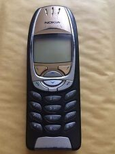 Nokia 6310i - Jet Black (Unlocked) Mobile Phone