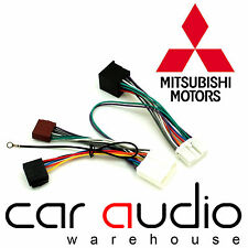 Connects2 CT10MT01 Mitsubishi Colt 95 On Bluetooth Parrot SOT T-Harness ISO