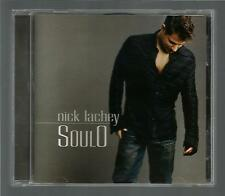 NICK  LACHEY  * SoulO*  CD