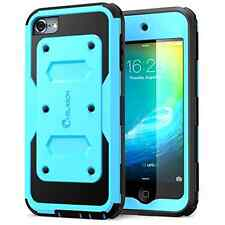 i-Blason iPod Touch 6th Generation Hybrid Case w/ Built-in Screen Protector-BLUE