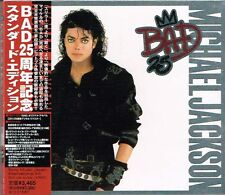 "Michael Jackson ""Bad 25th Anniversary"" Japan 2CD w/OBI NEW/SEALED Bonus Track"