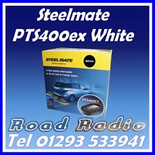Steelmate PTS400ex White 4 Eye Parking Sensors