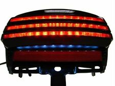 HARLEY DAVIDSON TRI BAR LED TAIL LIGHT for SOFTAIL MODELS