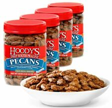 NEW (4 jars of 30 oz) Hoody's Deep South Praline Pecans