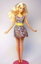 Barbie Doll Party dress wedding gown Casual wears clothes Outfit C100029