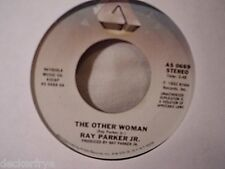 "1982 Ray Parker Jr THE OTHER WOMAN 1st Edition 7"" 45 RPM Single Pop Soul Funk NM"