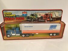 Road Champs Road Rigs Tractor Trailer Semi Truck United Van Lines 1:50 Scale NOS