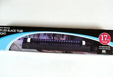 T8 LED BLACK TUBE LIGHT 17 INCHES NIB