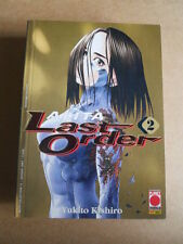 ALITA LAST ORDER Vol.2 - Alita Collection Planet Manga  [G370Q]