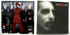 "Marilyn Manson ""Golden Age Of The Grotesque"" double-sided promo poster NEW"