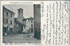 CARTOLINA d'Epoca - FIRENZE provincia : Palazzuolo sul Senio 1904