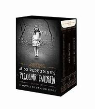 MISS PEREGRINE TRILOGY (9781594748387) - RANSOM RIGGS (HARDCOVER) NEW
