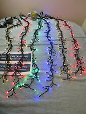 Christmas display feux multifonction 480 couleurs jardin branch lights free p&p
